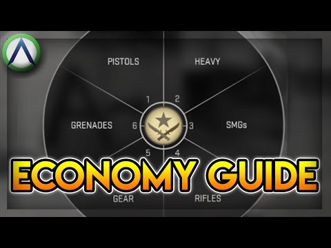 CSGO: Simple Buying / Economy Guide (When To Force vs Eco)
