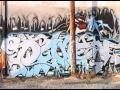 Old School 1990's decade of Graffiti
