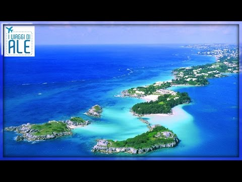 Bermuda documentario: cliff jumping, Elbow beach, island tour
