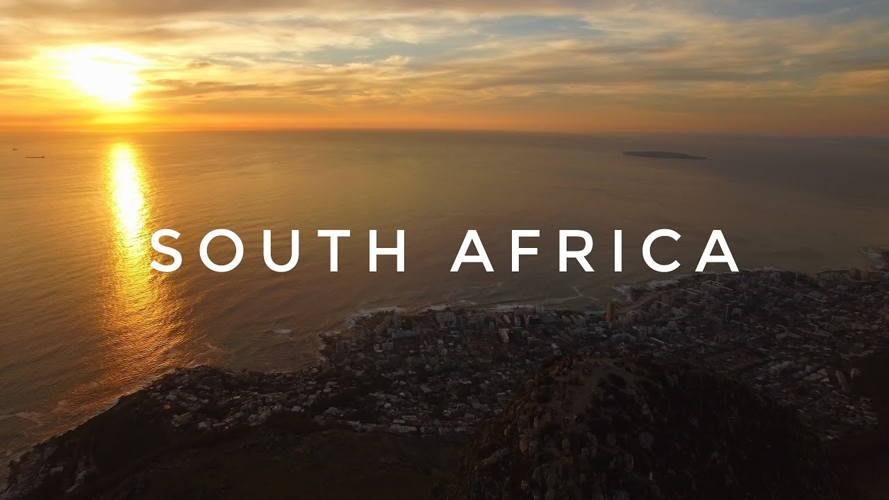 Shapes of South Africa | 4k | Dji phantom 3 Professional - YouTube