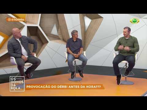 Os Donos Da Bola - 05/06/2018 – Parte 1