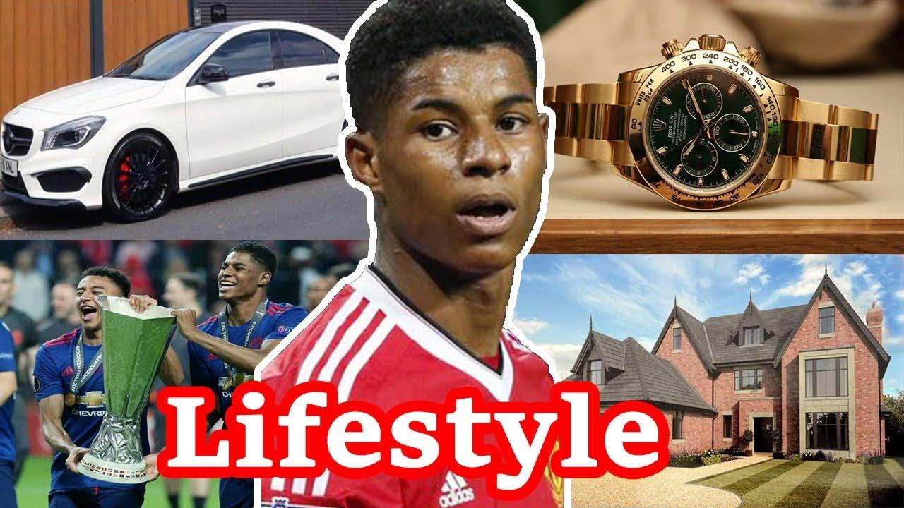 Marcus Rashford Lifestyle Income Car House Career Net Worth Biography 2018 Youtube