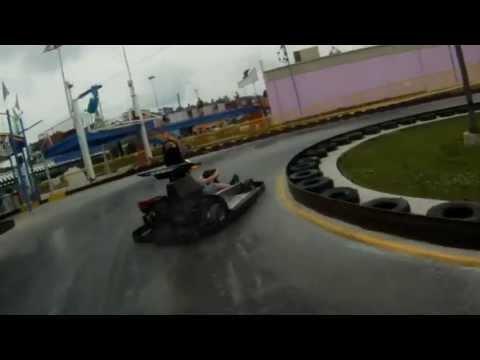 Go Kart slick track