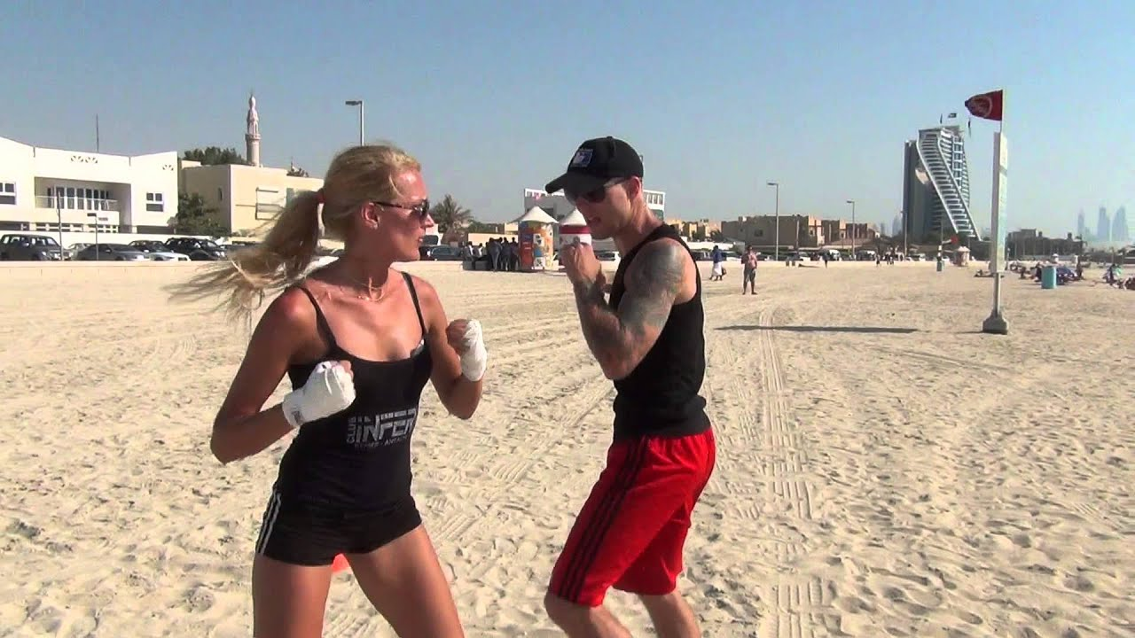 Jumeirah Beach Boxing Dubai