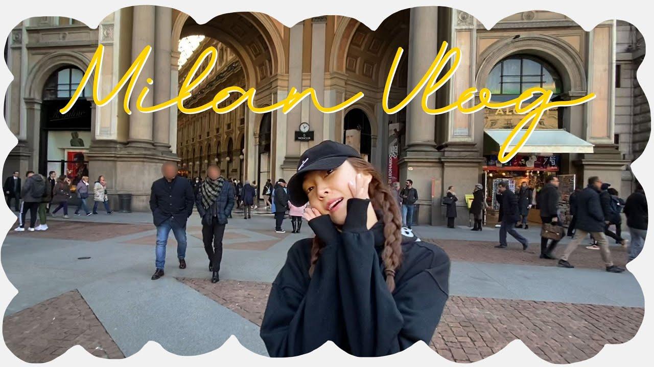 Milan Vlog