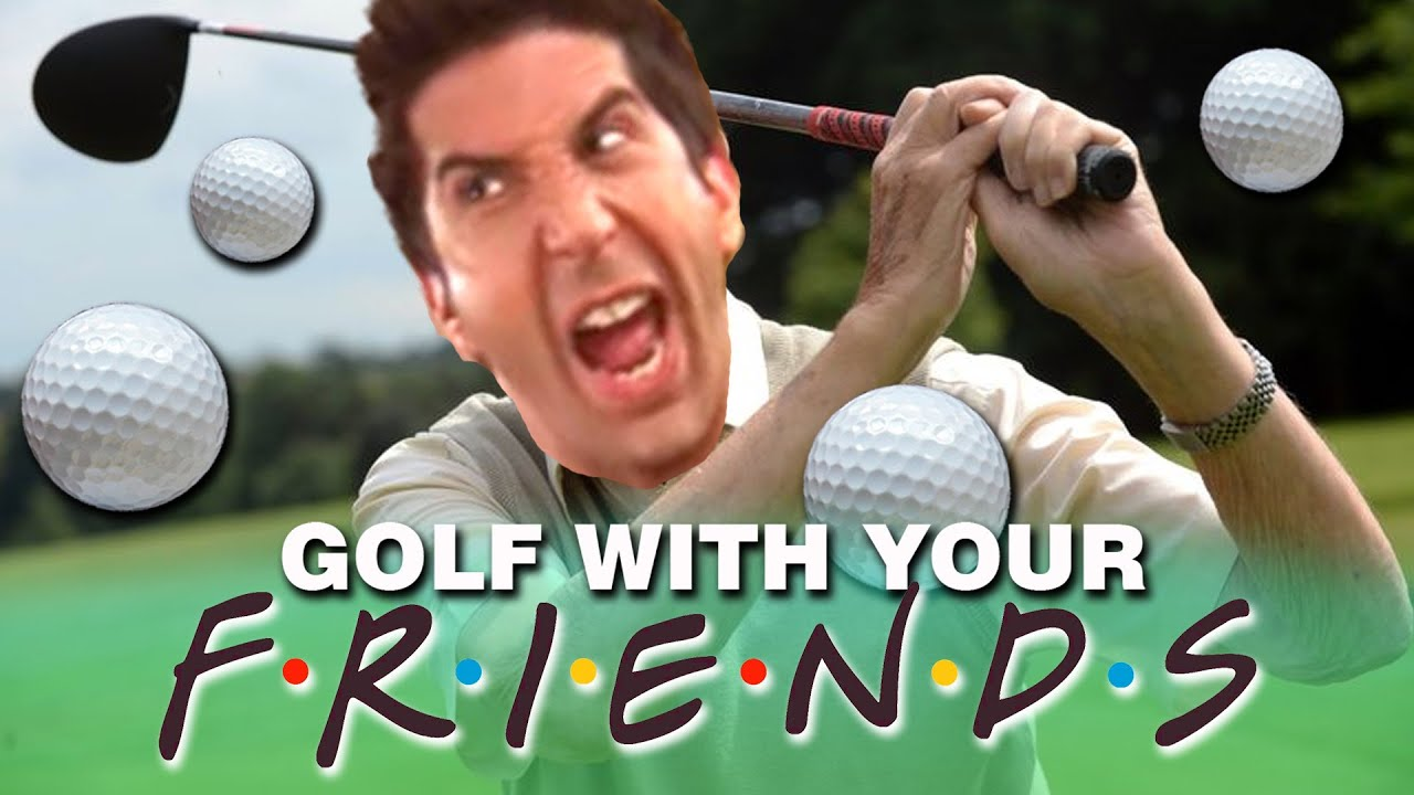 Golf With Your Friends Reunion!