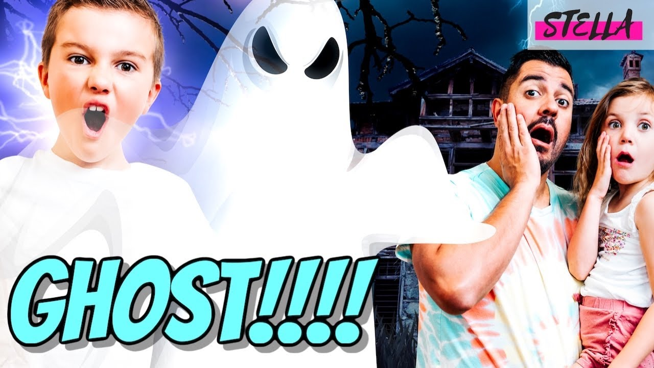My Brother is a GHOST!!!