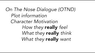 How to Dialogue - Part 2