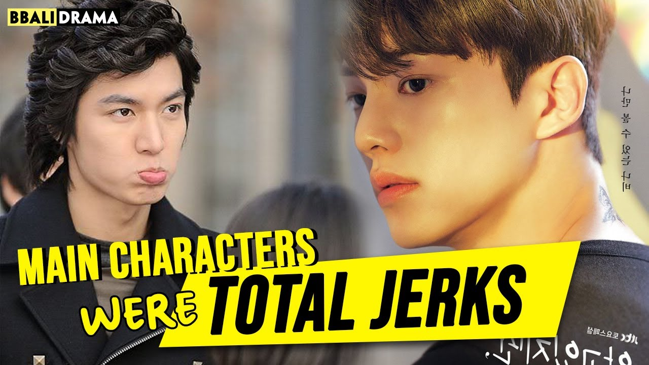 Download 5 Kdrama Main Characters That Were TOTAL JERKS