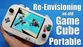 WiiVision: Wii / Gamecube Portable