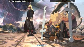 Abyss Gaming: Warrior's Path 2 - 1/4/2015 - Guilty Gear Xrd -SIGN- Tournament