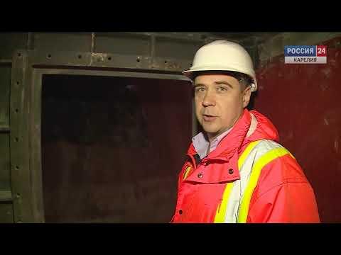 К монтажу турбин приступили строители Белопорожских ГЭС