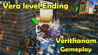 Verithanam Gameplay😍 - Vera level Ending | Must Watcht the End