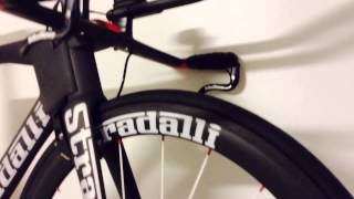 Stradalli Phantom II Full Carbon Fiber Time Trial Bike