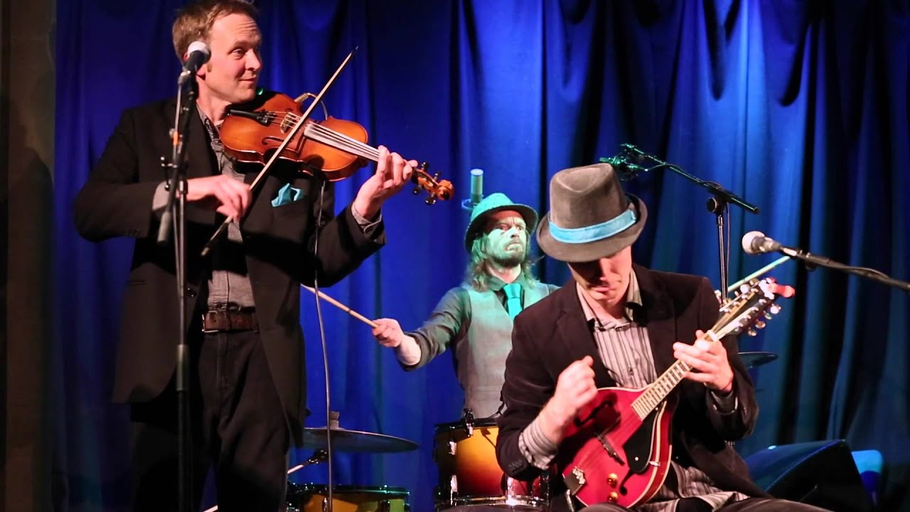 No Voices: New Instrumental Folk Music - Kings Place 28 – 30 Apr