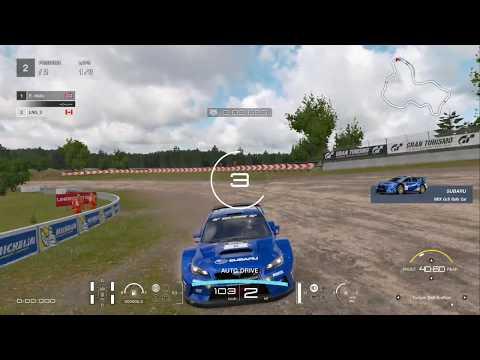 Gran Turismo Sport - Arcade Mode Single Race - Colorado Springs - Lake