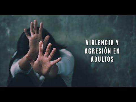 Violencia y agresión en adultos