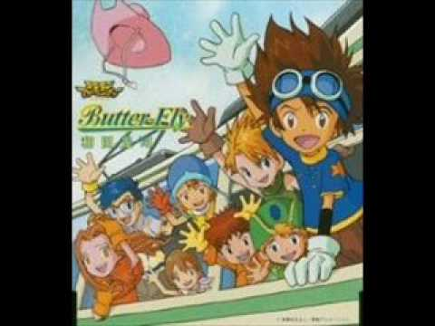 digimon butterfly (piano version) FULL