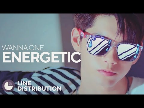 WANNA ONE - Energetic (Line Distribution)