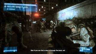 Battlefield 3: Mission 5 - Operation Guillotine Gameplay HD