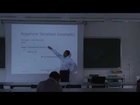 Empirical Methods in NLP (Lecture 6: Lexical knowledge network and Word Sense Disambiguation)