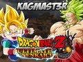 DragonBall Z Ultimate Tenkaichi Goku Jr VS Broly Live Commentary