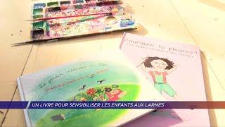 Yvelines | Un livre pour sensibiliser les enfants aux larmes