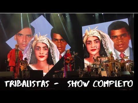 Show completo dos Tribalistas em Salvador