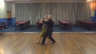 Cavatina Waltz Sequence Dance