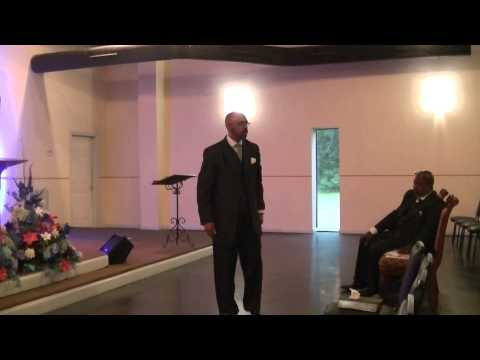 My Future Is Calling Me: Apostle Tyrone Lister - Frisco, Texas