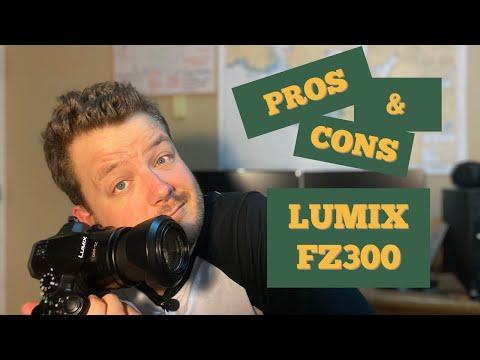 Lumix FZ300 Pros & Cons