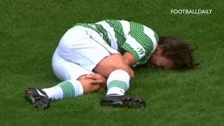 1D's Louis Tomlinson OWNED by Agbonlahor - WIN of the YEAR?
