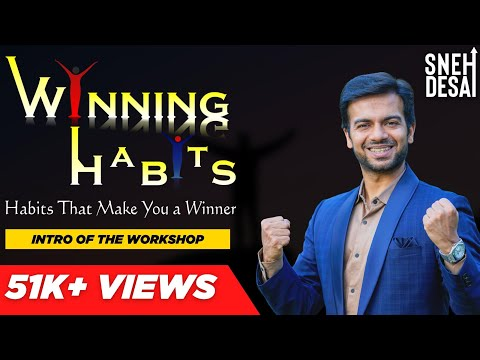 Winning Habits Workshop INTRO | How to Make Winning a Habit