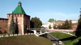 Панорама Нижегородского Кремля(, 2010-09-05T13:18:52.000Z)