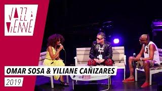 Omar Sosa & Yiliane Canizares - Conférence Jazz à Vienne