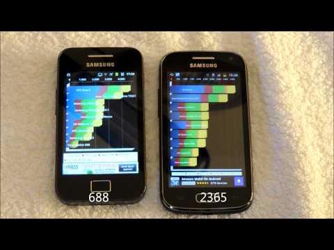 Samsung Galaxy Ace vs. Samsung Galaxy Ace 2 -Lohnt sich der Umstieg?- [HD]