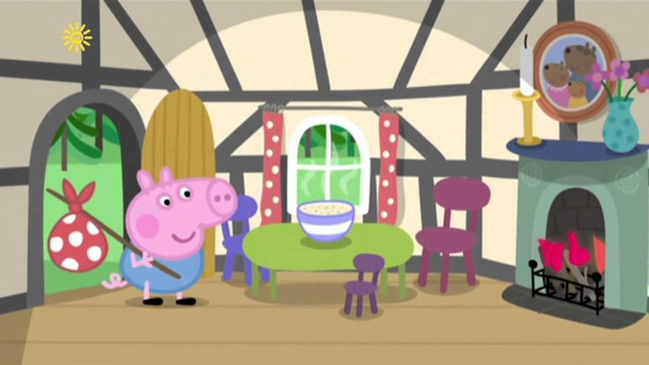 Peppa Pig - Bedtime Story (17 episode / 4 season) [HD]