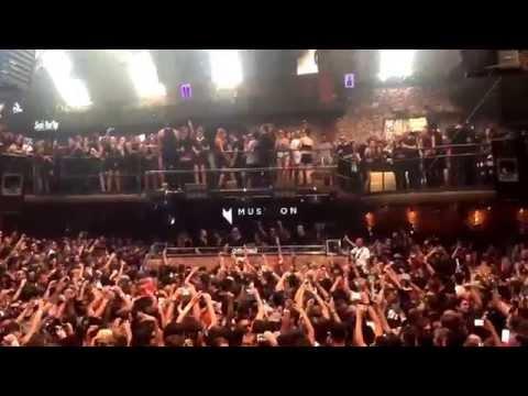 Marco Carola @ Music On Closing Party 25/09/2015 Amnesia pt.5