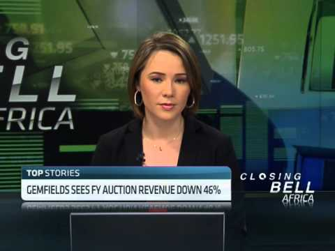 Gemfields sees FY auction revenue down 46%