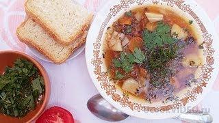 Самый простой суп видео рецепт UcookVideo.ru