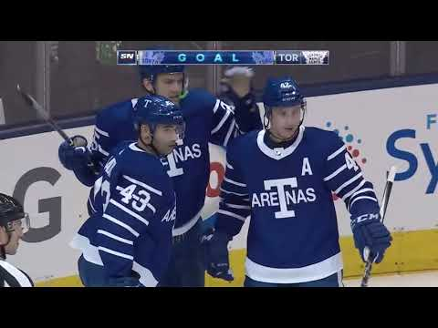 20171219 Game in Six Carolina Hurricanes - Toronto Maple Leafs