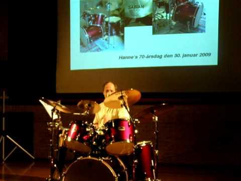 Drum solo, Frederikssund, DK