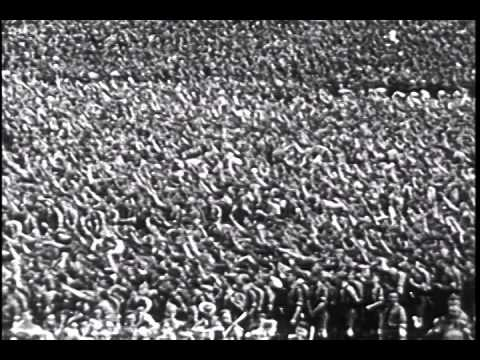 Newsreel of the Fifth Party Congress of the Nazi Party, 1933