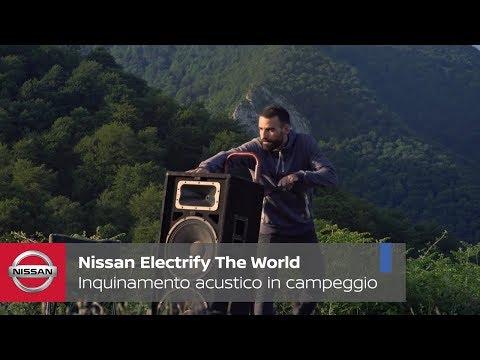 Cosa succede quando un campeggiatore è disturbato dall'inquinamento acustico?