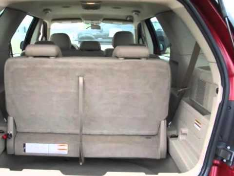 2006 Ford Freestyle 4dr Wgn Se 3rd Row Seat Youtube