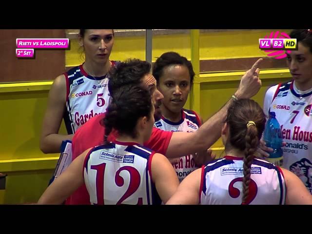 Rieti vs Ladispoli - 2° Set