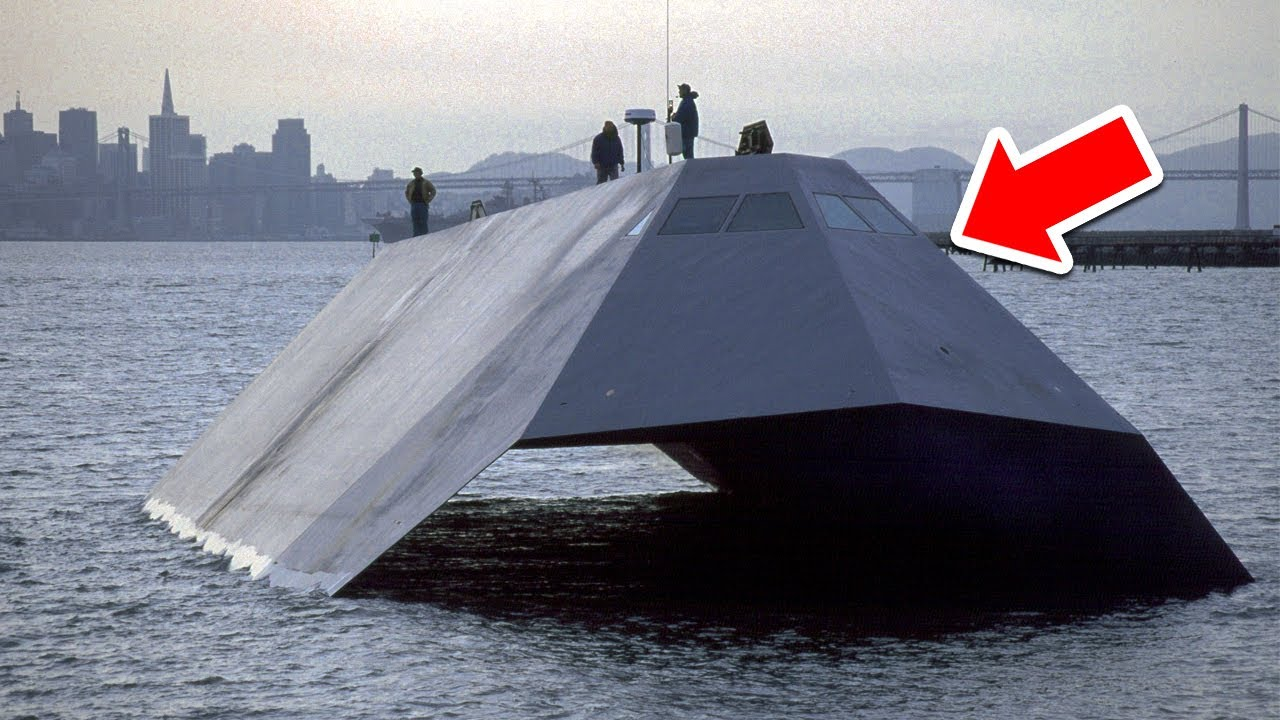 12  ยานพาหนะกองทัพเรือสุดเจ๋งที่คุณต้องเห็นสักครั้ง (เฟี้ยวมาก)