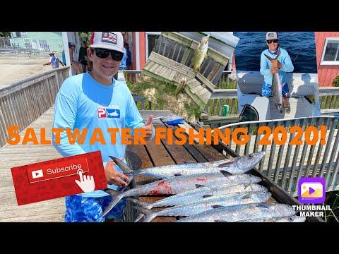 NC Saltwater Fishing 2020!