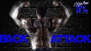 187 BACK ATTACK - Rich Piana