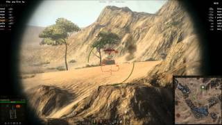 World of Tanks Test 8 4 SU 100Y gameplay